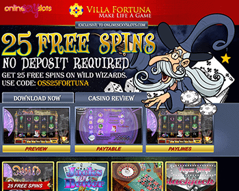 Villa Fortuna Casino Review